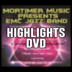 EMC Jazz Band - Highlights DVD