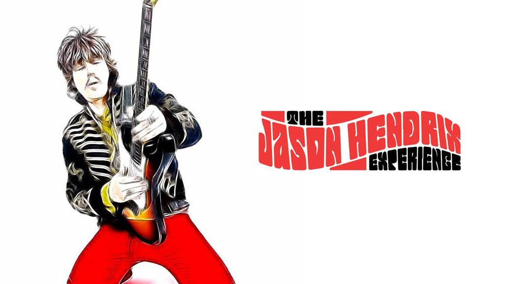 Jason Hendrix Rock Night - Mortimer Music Live 2014