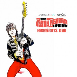 Jason Hendrix Rock Night - Mortimer Music Live Highlights DVD 2014