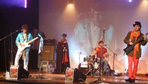 Jason Hendrix Rock Night - Mortimer Music Live 2014 Review 2