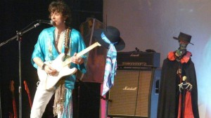 Jason Hendrix Rock Night - Mortimer Music Live 2014 Review 1