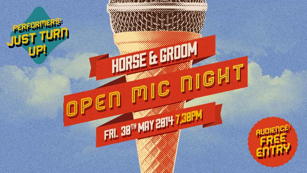 Open Mic Night Mortimer Music Live