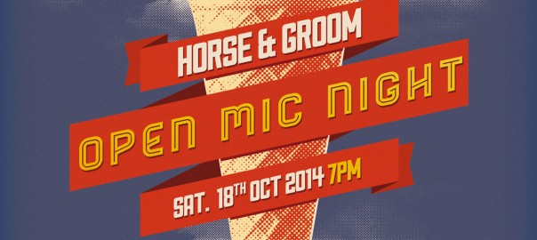 Open Mic Night Mortimer Music Live