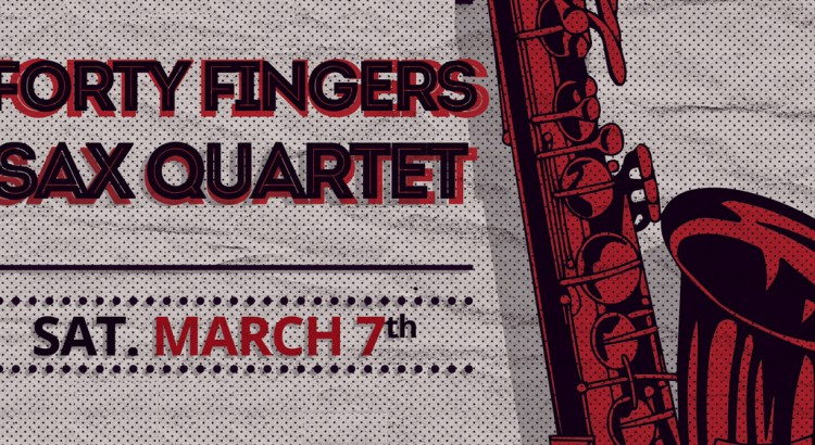 Forty Fingers Mortimer Music Live Jazz