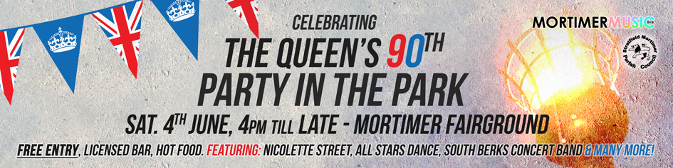 Queen's 90th Party In The Park Mortimer